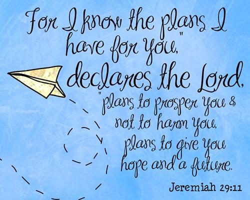 Jeremiah 29
