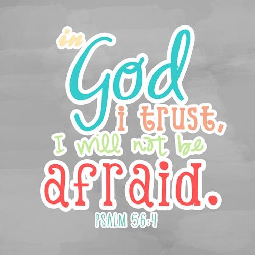 psalm 56 proof
